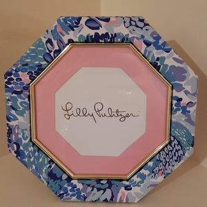 Lilly Pulitzer Octogan Picture Frame